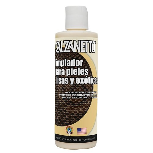 Limpiador para Pieles Lisas Y Exóticas Calzanetto
