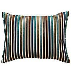 Cojín Velvet Cool Stripe Pier 1 Imports