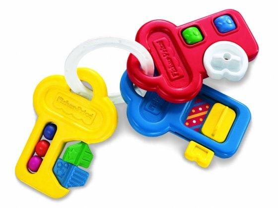 Llavero de Actividades Mattel
