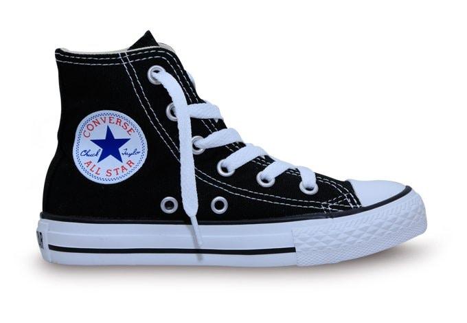 Bota Converse 3J231 en Negro