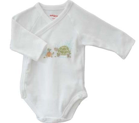 Body Cruzado Baby Creysi