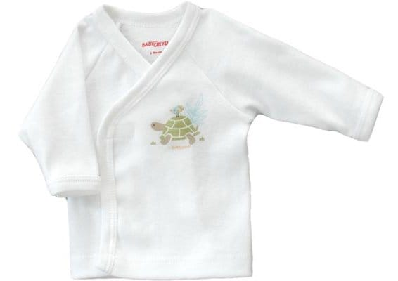 Playera Cruzada Baby Creysi