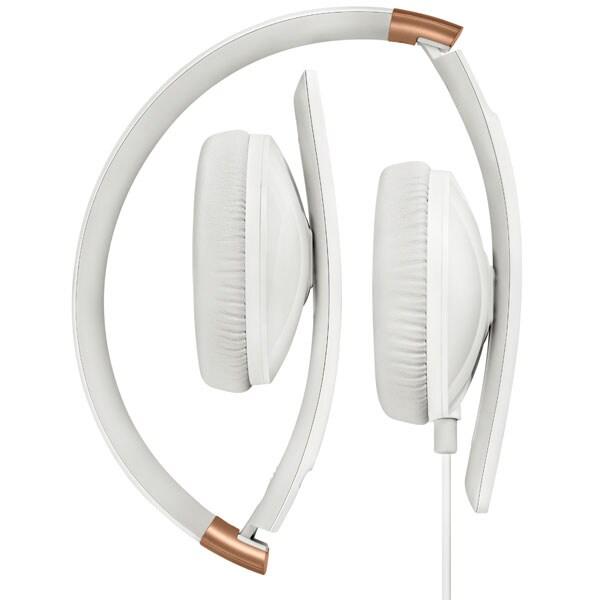 Audifonos Sennheiser HD 2.3O I WHITE IOS