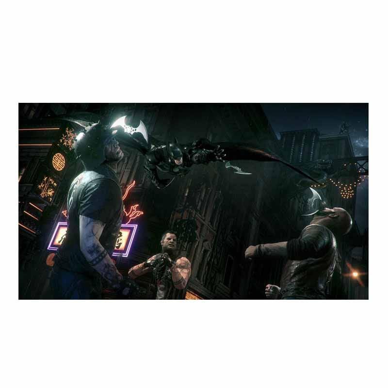 PS4 Juego Batman Arkham Knight Para PlayStation 4