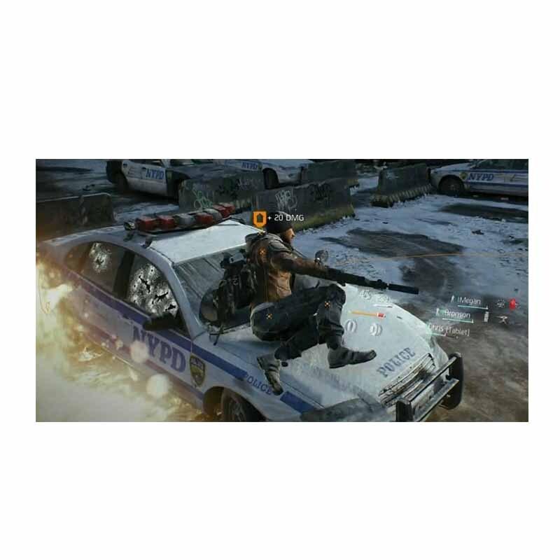 PS4 Juego Tom Clancys The Division Para PlayStation 4