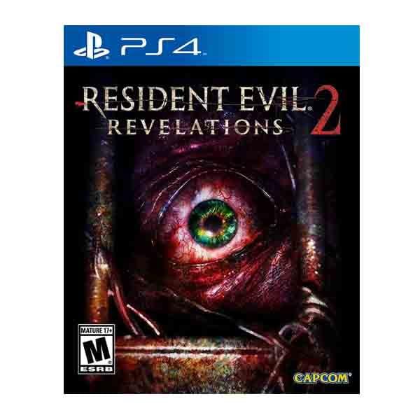 PS4 Juego Resident Evil Revelations 2 Para PlayStation 4