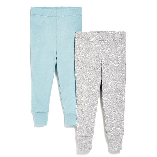 Pantalon Bebe Set 2 Pz Azul Skip Hop Azul 3m