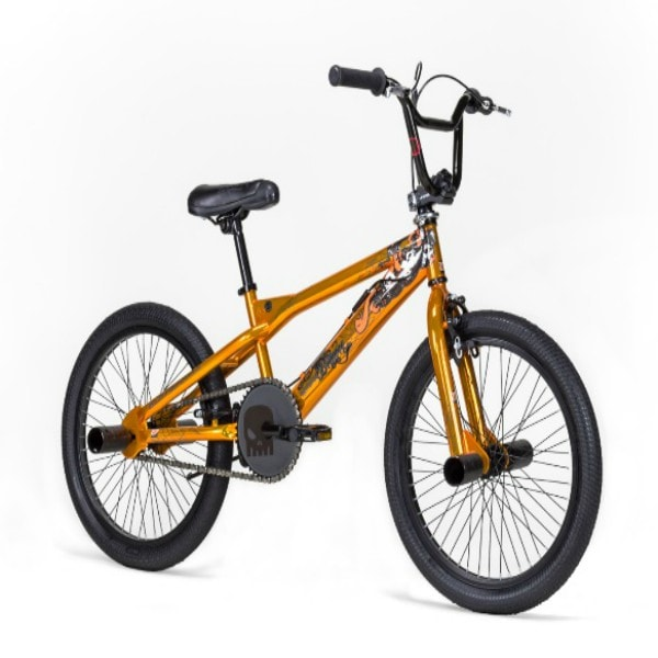 Bicicleta Mercurio, estilo libre, SUPER BRONCCO,  Rodada 20, NARANJA UV