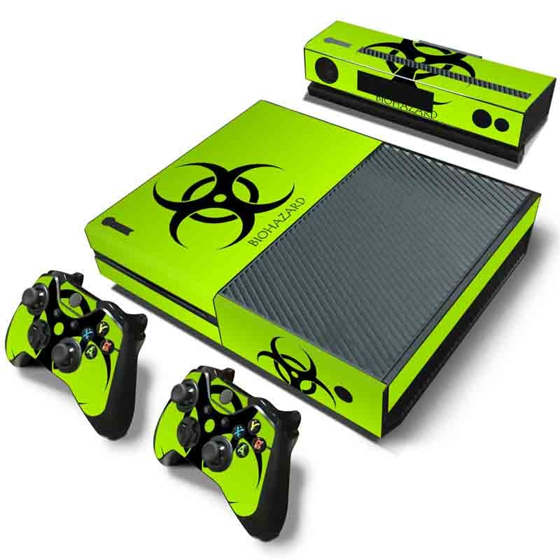 Xbox One Skin Estampas (Biohazard)