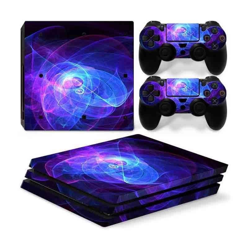 PS4 Pro Skin Estampas Para PlayStation 4 Pro (Torbellino)