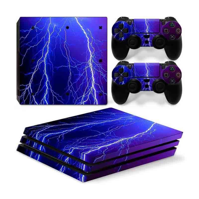 PS4 Pro Skin Estampas Para PlayStation 4 Pro (Rayo)