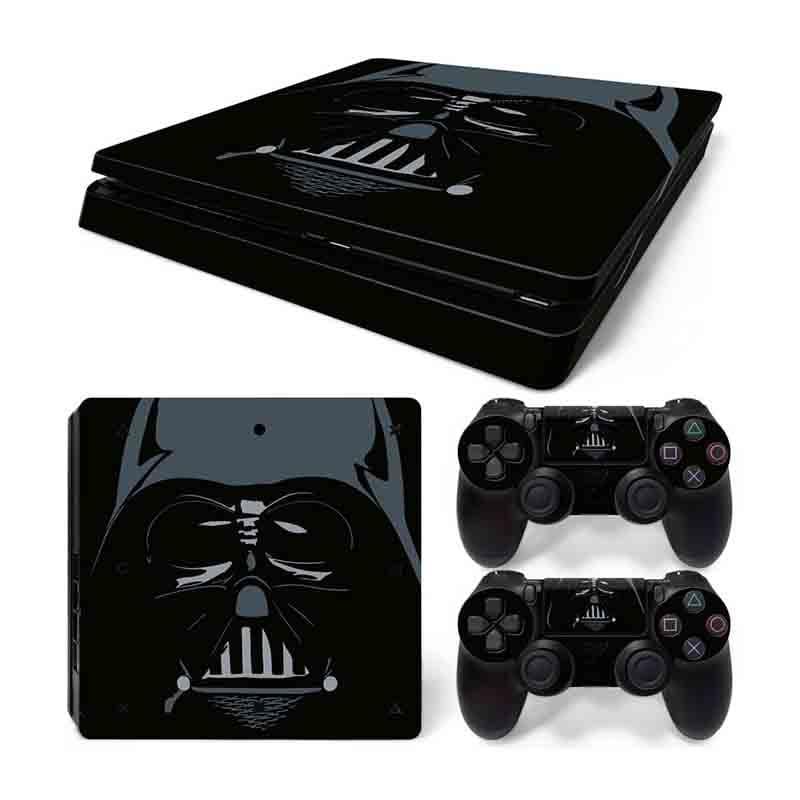 PS4 Slim Skin Estampas Para PlayStation 4 Slim (Star Wars)
