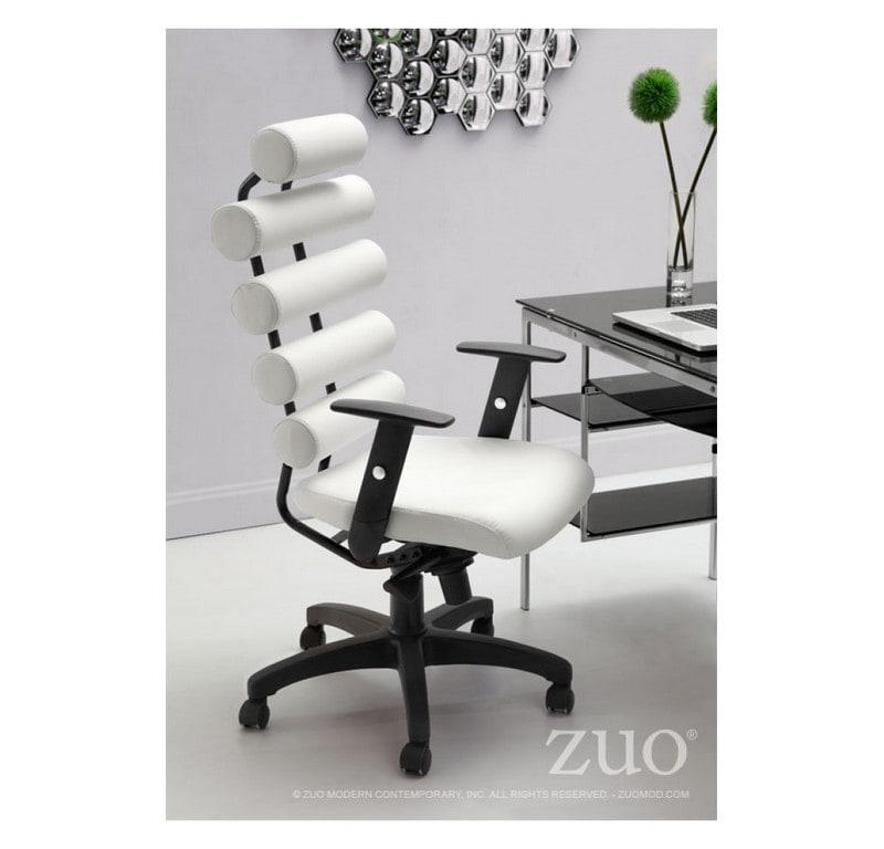Silla De Oficina Unico - Blanco - Këssa