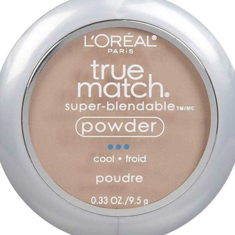 Maquillaje Polvo True Match Loreal Rostro Classic Beige