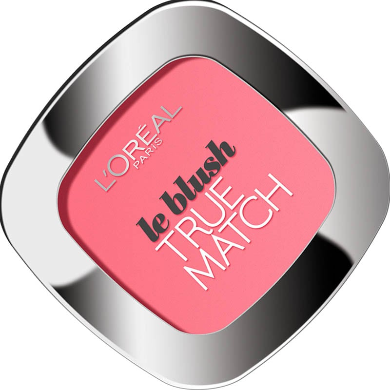 Rubor Le Blush True Match Loreal Rostro Rose Amour