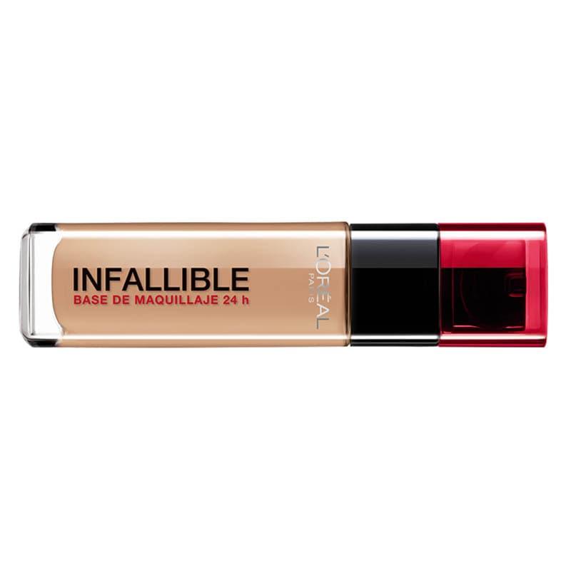 Base De Maquillaje Infallible Loreal Rostro Honey 235