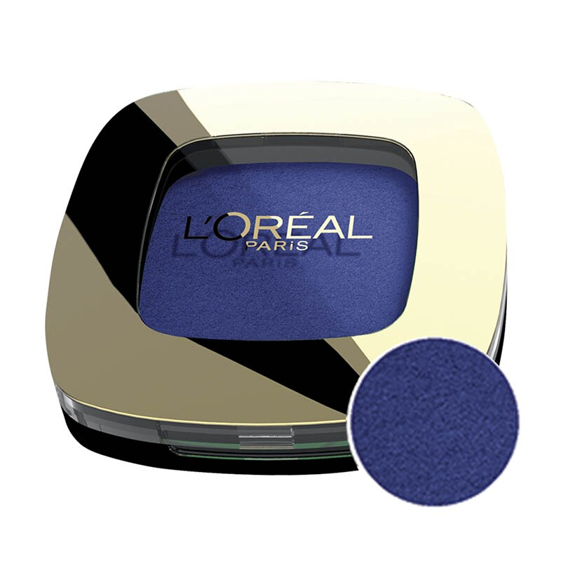 Sombras Color Riche Mono Loreal Ojos 405 The Big Blue