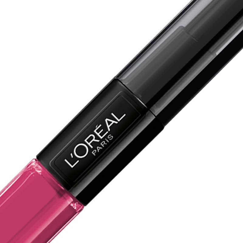 Labial Indeleble Infallible X3 Loreal Flawless Fuschia 121