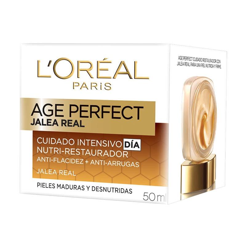 Crema Antiarrugas Age Perfect Jalea Real Día 50 ml Loreal