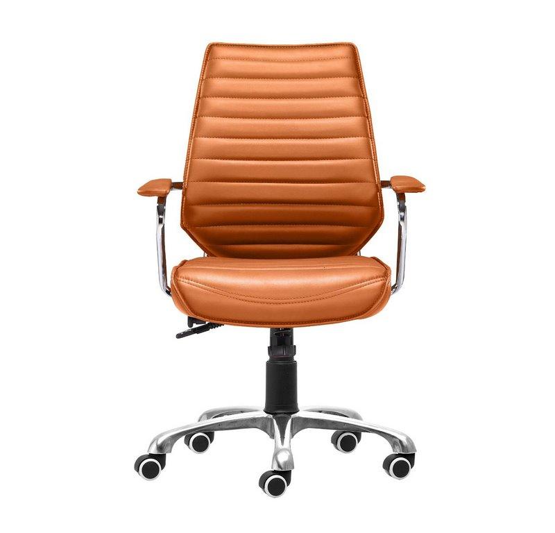 Silla De Oficina Enterprise - Terracota - Këssa