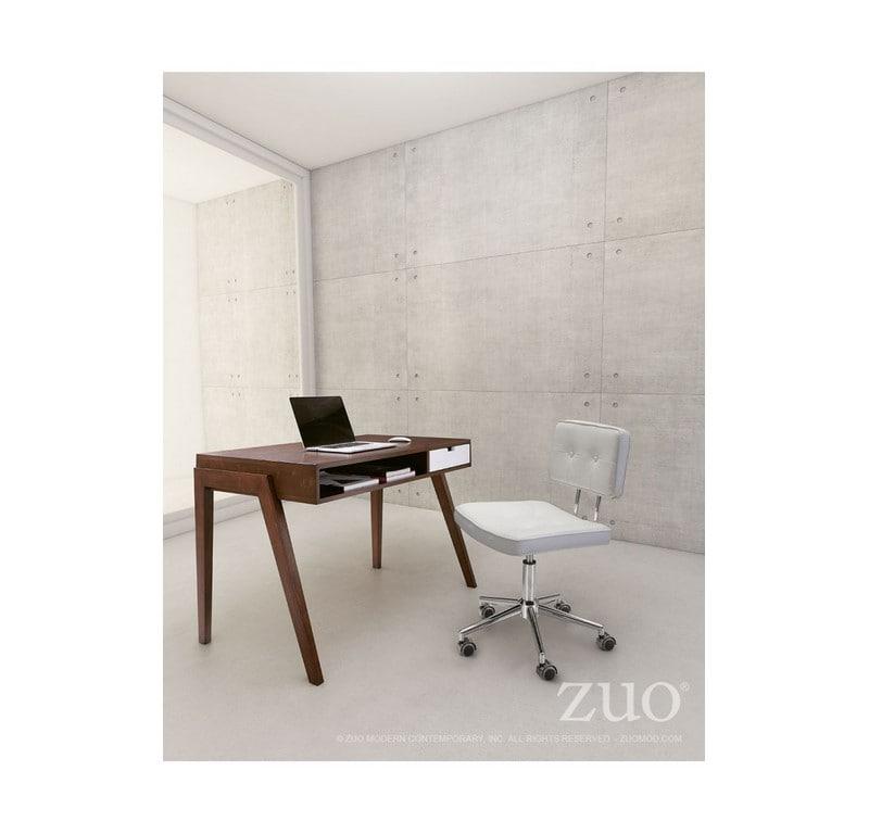 Silla De Oficina Series - Blanca - Këssa
