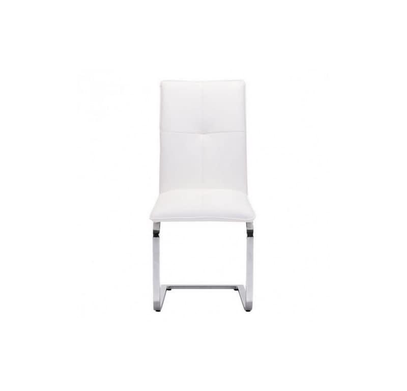 Silla Anjou Color Blanco - Këssa
