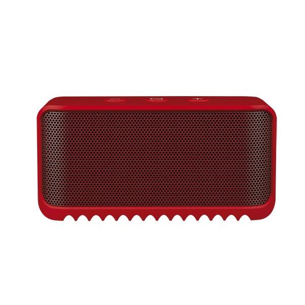 Bocina Bluetooth, Jabra SOLEMATE MINI (Rojo)