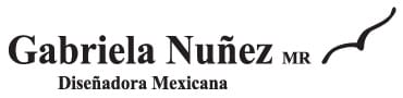 Gabriela Nuñez Diseñadora Mexicana