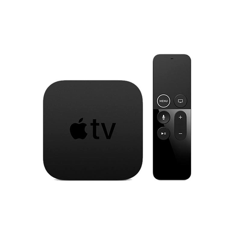 Apple TV  32GB 4K Control Tactil- Negro