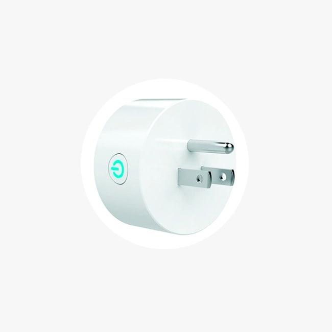 Mini Contacto Inteligente Wifi Mini Smart Socket Mod X6