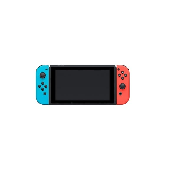 Consola Nintendo Switch 32GB Colores Neon Controles Joy-con