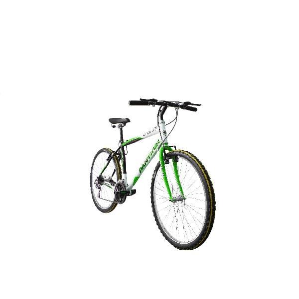 Bicicleta Bravia Montaña Mtb 18 velocidades Rodada 26-Verde