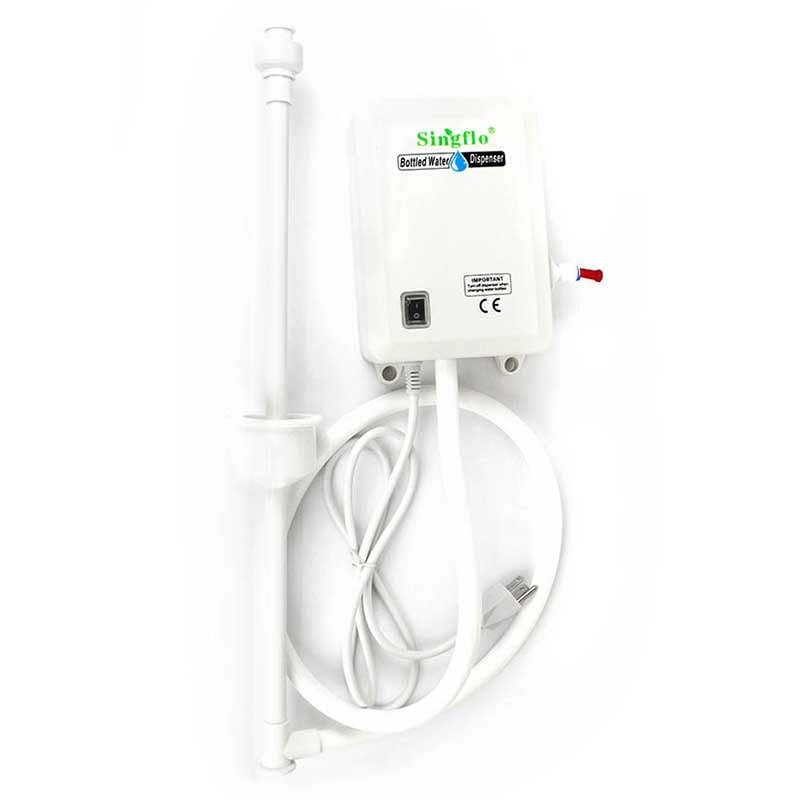 Bomba Dispensador De Agua De Garrafon Para Refrigerador Y Grifo