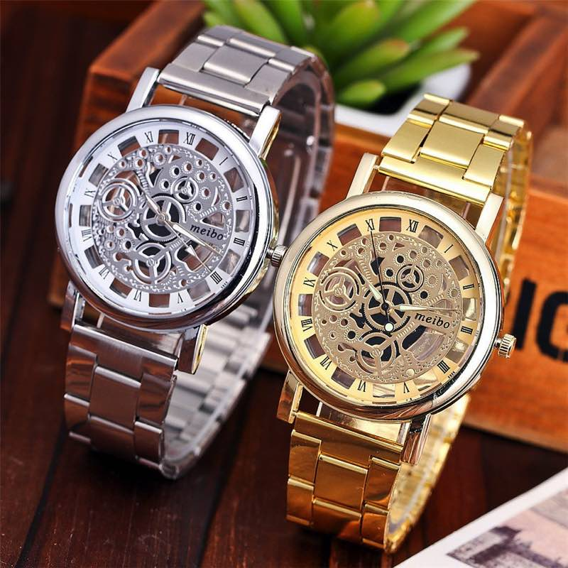 Pack de 2 Reloj Luxury Chain