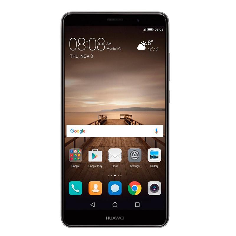 Celular Huawei Mate 9 Color Gris Telcel