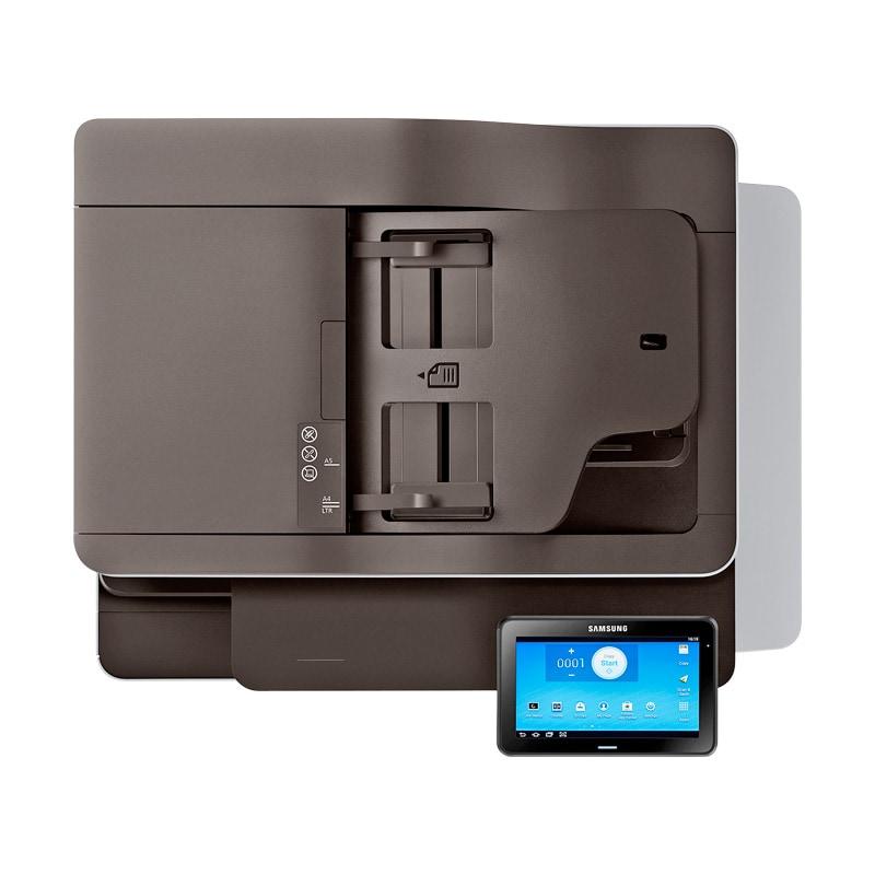 HP Samsung SL-M5360RX multifuncional laser B&N carta oficio 1200dpi 53ppm widgets