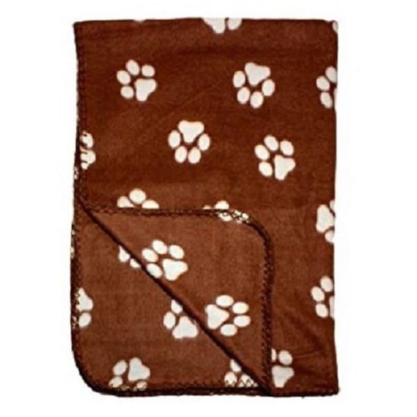 Cobija para mascota Pet Blanket café