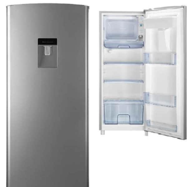 Oferta Limitada Refrigerador Hisense 7p silver con despachador de agua RR63D6WGX alb