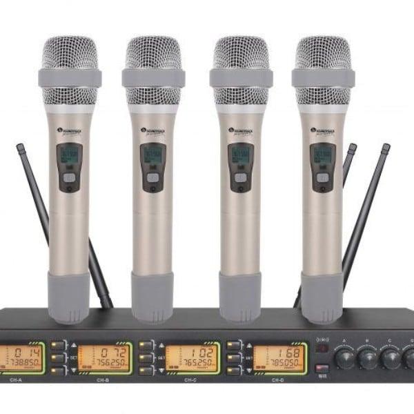 Microfono inalambrico mano STW4000HH Soundtrack