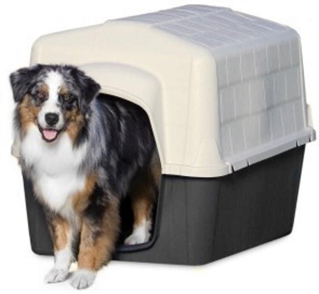 Casa Perro Extra Chica 67x46x42cm Petmate Petbarn 3