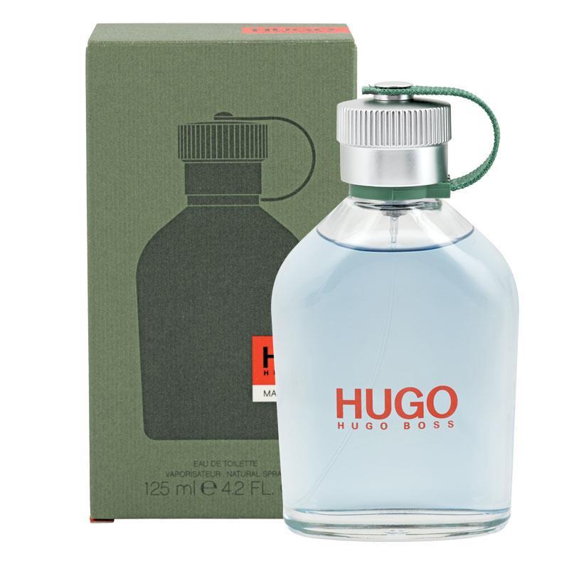 Perfume Hugo Green Para Hombre de Hugo Boss 125ML