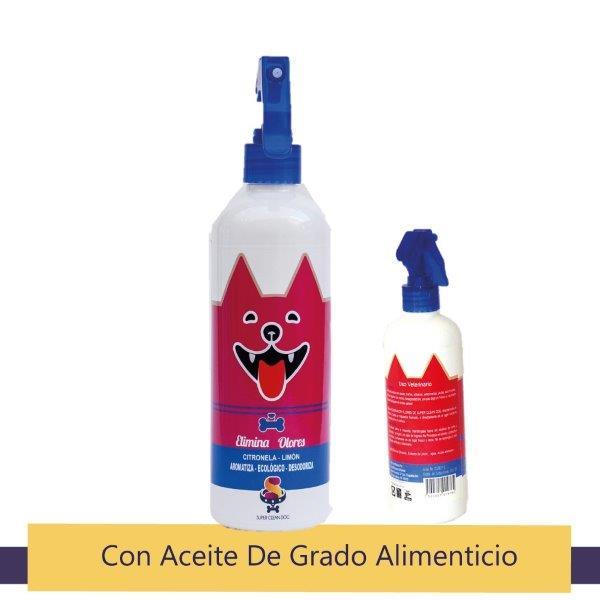 Elimina Olores 500 ml / sin olor perruno