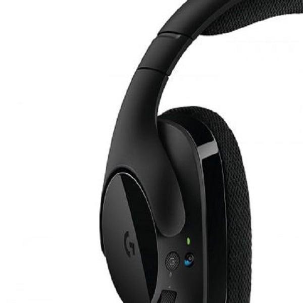 Diadema Logitech G533 USB Wireless DTS 7.1 Surround Inalambrica Gaming 981-000633