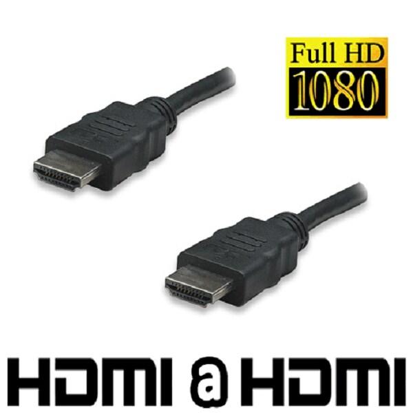Cable HDMI A HDMI Manhattan 3 Mts 306126 Full Hd