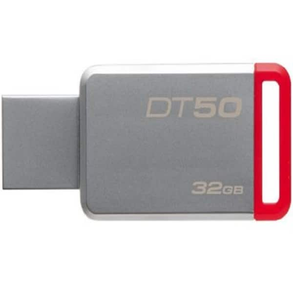 Memoria Flash USB 3.0 Kingston DataTraveler 50 32GB Metalica (DT50/32GB)