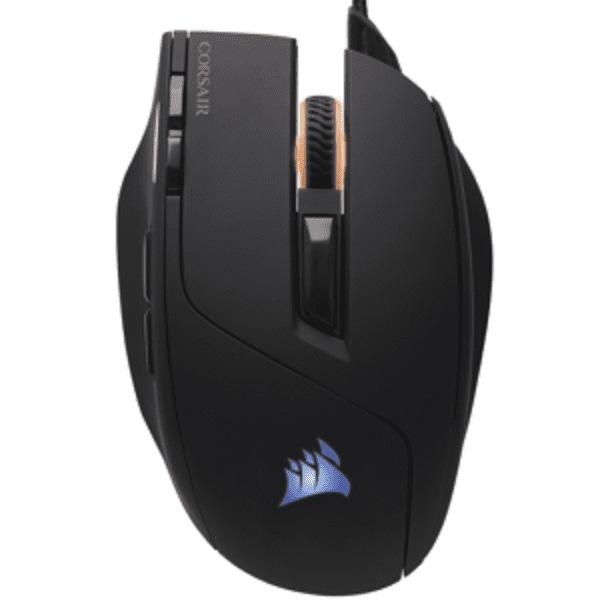 Mouse Corsair Alambrico Optico USB Sabre RGB Gaming CH-9303011-NA