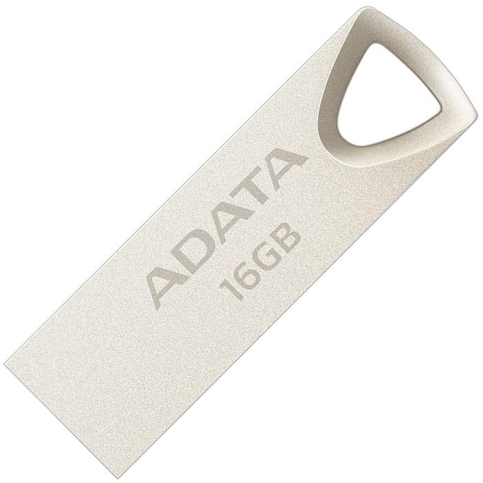 Memoria Flash USB Adata UV210 16 GB Metalica (AUV210-16G-RGD)