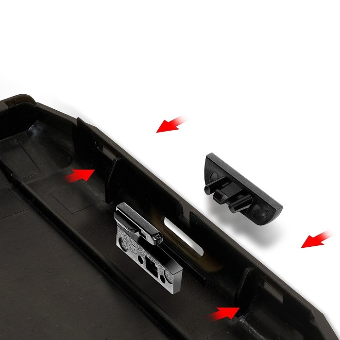 Enclosure Para Disco Duro 2.5 Adata EX500 SATA a USB 3.0 Rojo AEX500U3-CRD