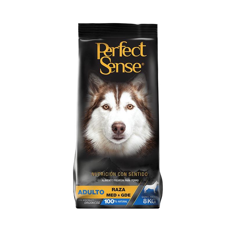 Alimento Perro Perfect Sense Adulto Raza Med Gde Ps1834 8kg