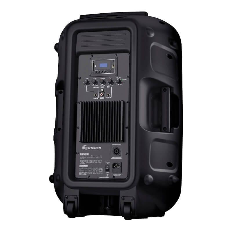 "Bafle profesional Bluetooth de 15"", 2800 W PMPO"